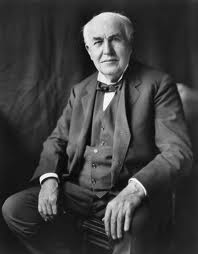 A business Tip from Thomas Edison