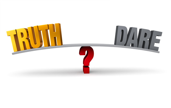 Truth Or Dare? see-saw
